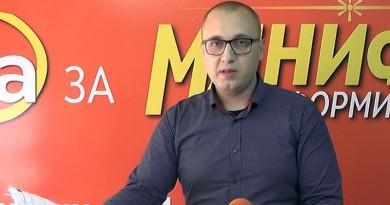 Кавадаречки суртук на неделата од редовите на ВМРО-ДПМНЕ!