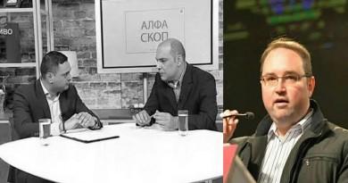 """Бетиан Китев: """"На дебата на Алфа Тв не сум поканет!"""""""