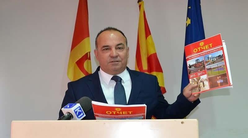 Три кривични пријави против Ванчо Апостолов, градоначалникот на Неготино