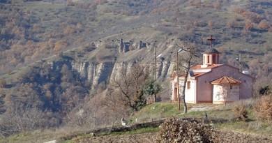 Украдени пари од црквата во селото Горна Бошава