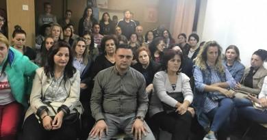 Јанчев на средба со просветните работници од ВМРО-ДПМНЕ