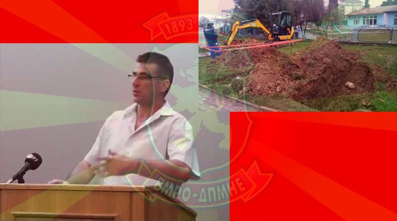 300.000 евра во тендери се офајдил братот на советникот Ристо Сакалиев од Кавадарци!