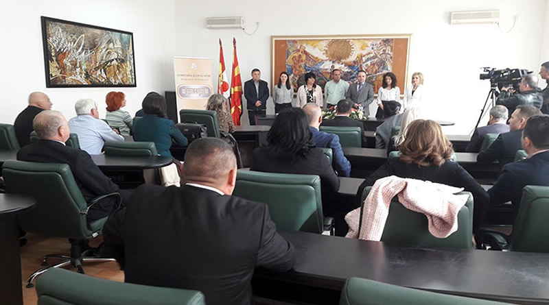 Јанчев ја презеде градоначалничката функција