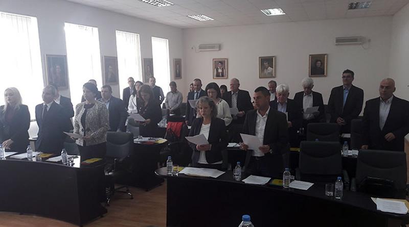 Ристо Сакалиев е претседател на совет на општина Кавадарци