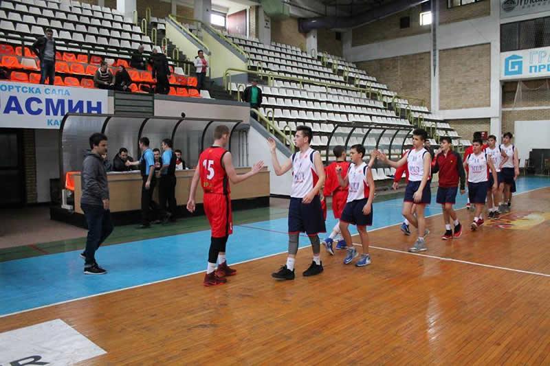 Убедлива победа на екипата на СПОРТИСИМО на гостувањето во Струмица