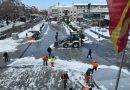 Јанчев си исчисти пред општина, улиците во Кавадарци неисчистени!!!